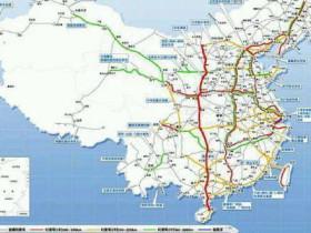 大陸投資4200億人民幣新建縱貫南北高鐵大動脈