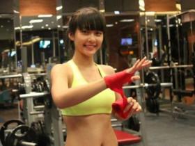 越南拳擊美少女黎顏